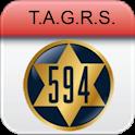 T.A.G.R.S. logo