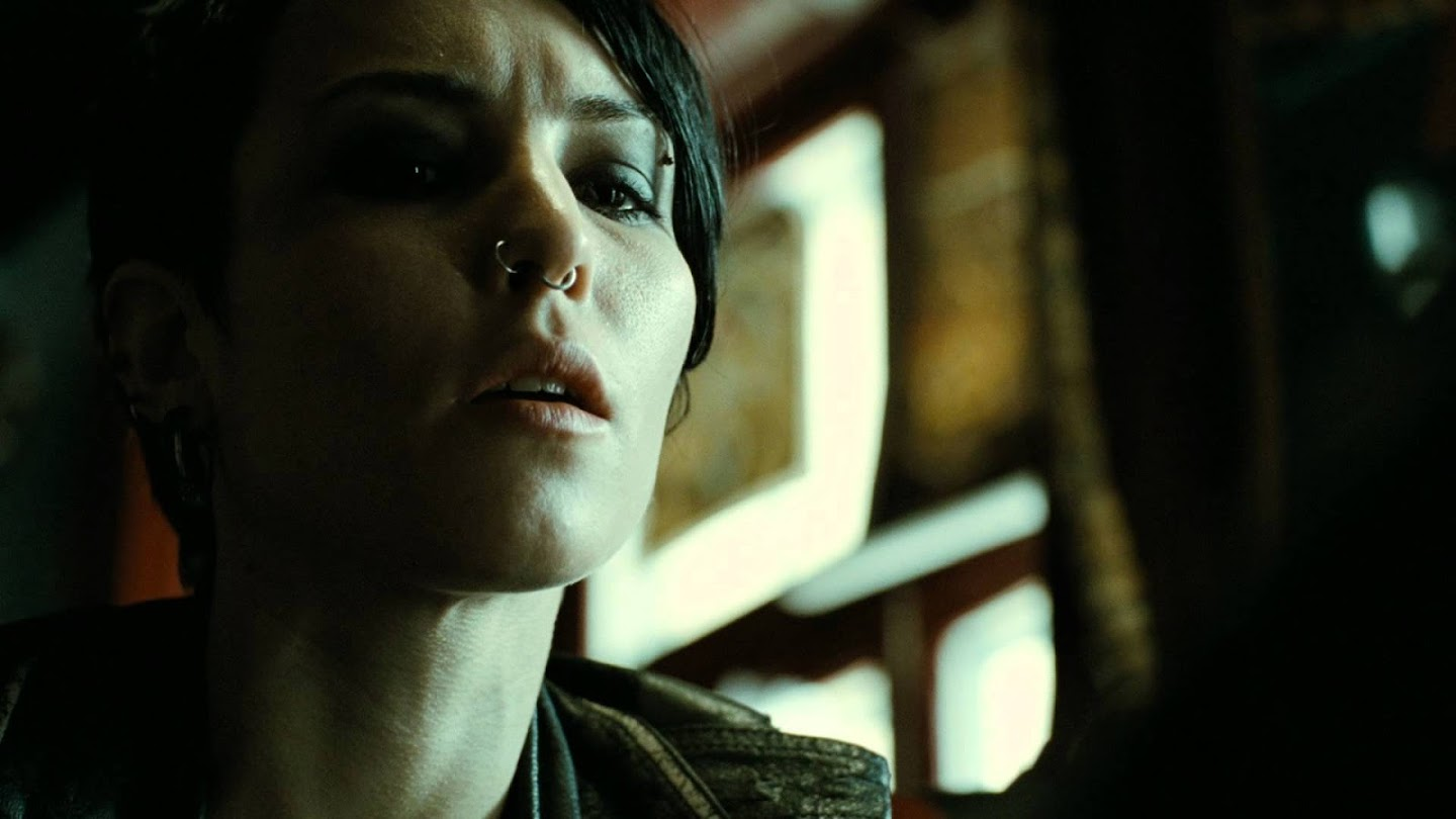 The girl with the dragon tattoo extended edition movies for Girl with dragon tattoo