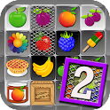 Fruit Drops 2 - Match 3 puzzle