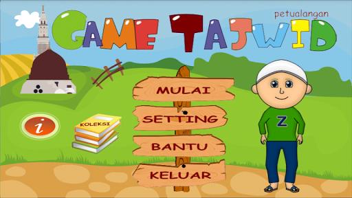 game tajwid petualangan