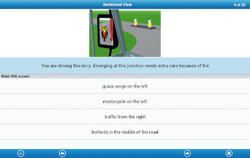 UK LGV Theory Test - screenshot thumbnail