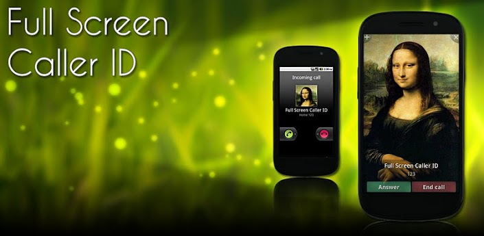 Full Screen Caller ID apk