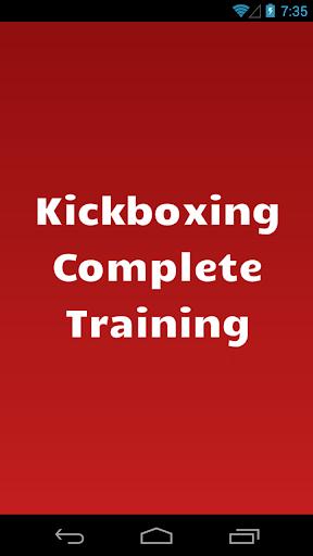 Kickboxing Complete Training