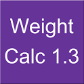 WeightCalc1.3 icon