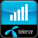 Telenors Dekningsapp logo