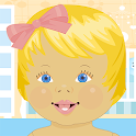 Baby Girl Dress Up! Free icon