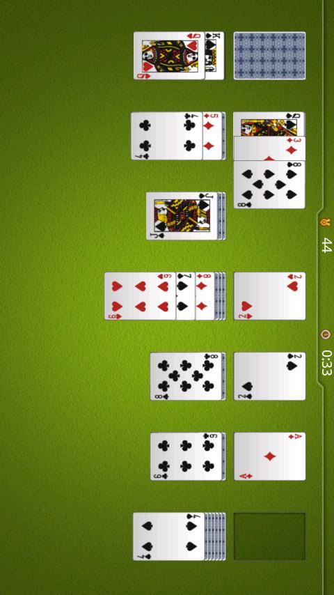 Solitaire GameBox- screenshot