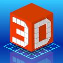 3Dプレイスビューア icon