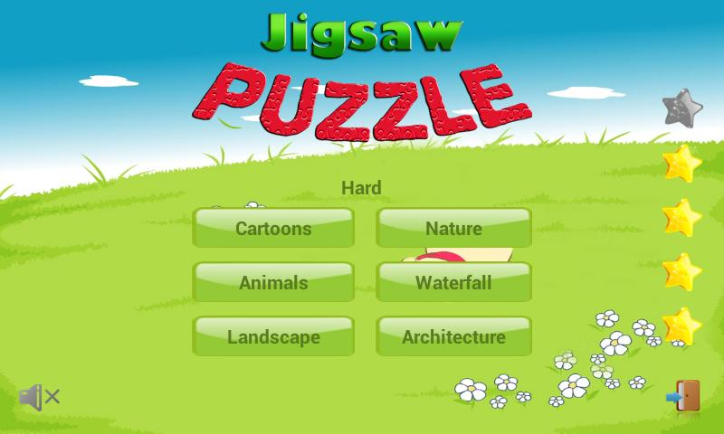 Jigsaw Puzzle HD - screenshot