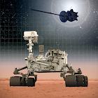 Spacecraft 3D icon