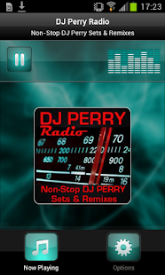 DJ Perry Radio- screenshot thumbnail
