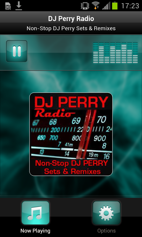 DJ Perry Radio- screenshot
