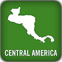Central America GPS Map icon