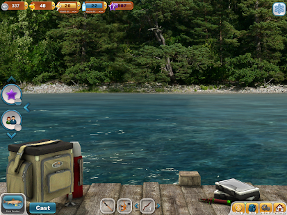 Game Fishing Paradise 3D Free+ APK for Windows Phone