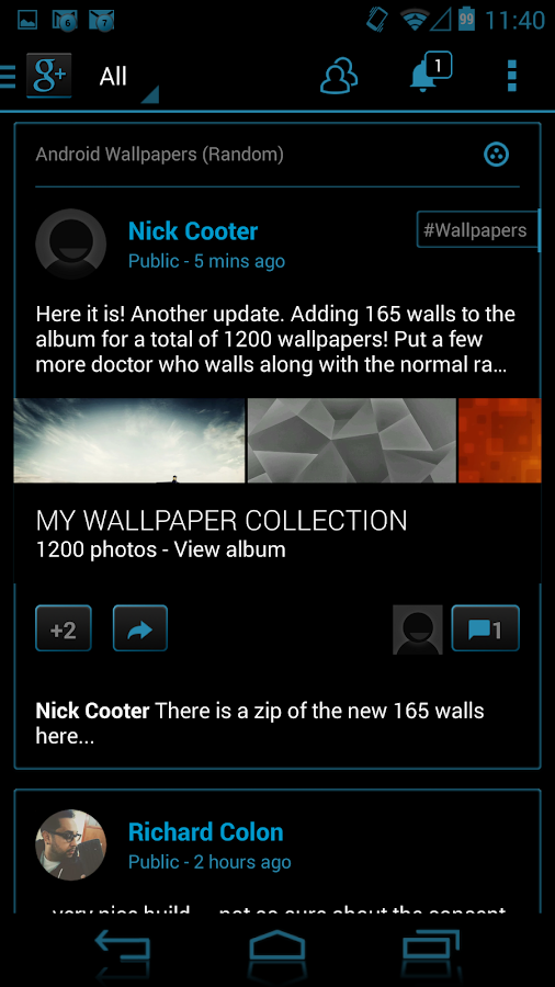 Jelly Bean Extreme CM11 AOKP - screenshot