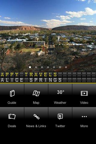 Alice Springs - Appy Travels