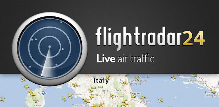 Flightradar - Sehen, wo sich welches Flugzeug aufhält in Echtzeit
