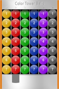 Color Tower Balls - screenshot thumbnail