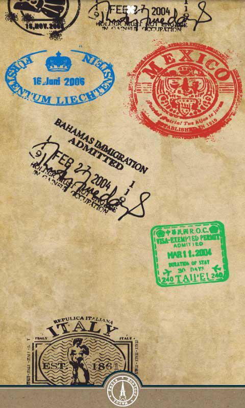 Passport- screenshot