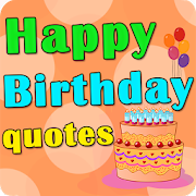 App Happy Birthday quotes APK for Windows Phone