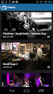 David Gogo- screenshot thumbnail