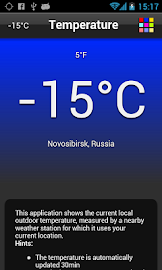 Temperature Free Screenshot 3