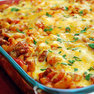 Chili & Cheese Macaroni Recipe
