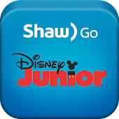 Shaw Go Disney Junior