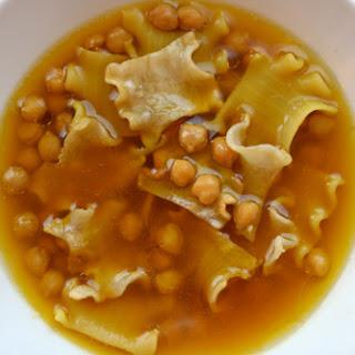 Puglian Chickpea Soup