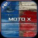 Motorola Moto X Live wallpaper icon