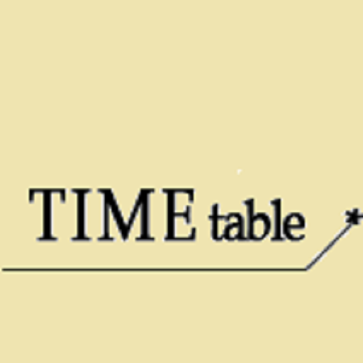 Simple TimeTable LOGO-APP點子