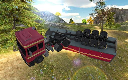 卡車橫衝直撞模擬器