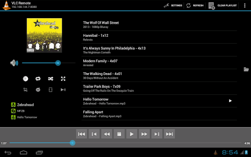 Remote for VLC (Stream Fork)  screenshots 9
