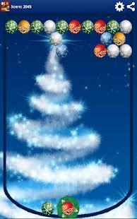 Christmas Balls (bubbles) - screenshot thumbnail