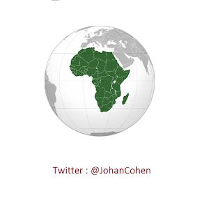 Afrique Infos et Actu 新聞 App Store-癮科技App