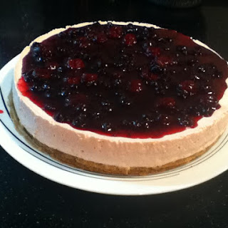 Fruit Of The Forest Cheesecake Recipes.