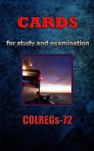 COLREGs examination