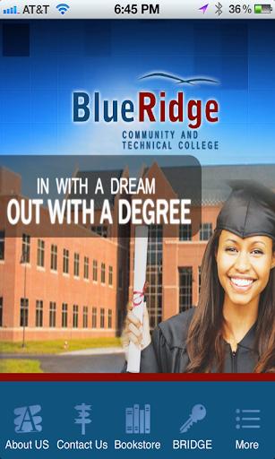 Blue Ridge CTC