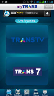 myTRANS - screenshot thumbnail