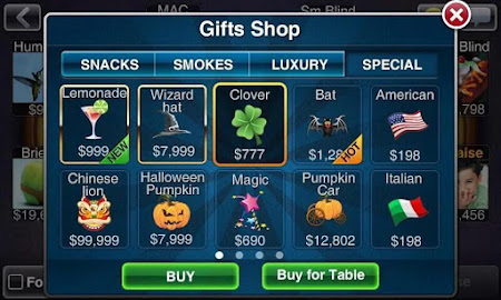 Texas HoldEm Poker Deluxe 1.5.0 screenshot 7300