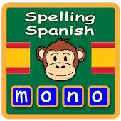 Learn Spanish words, spelling