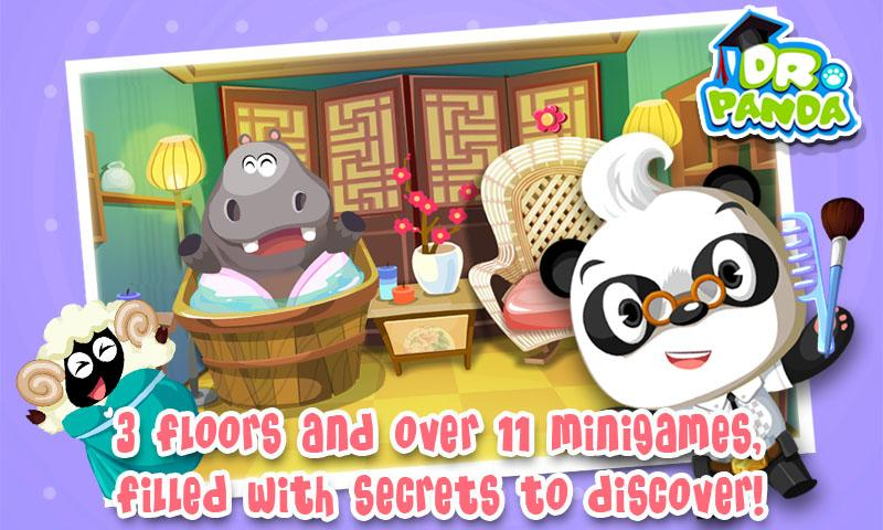 Dr. Panda's Beauty Salon - screenshot