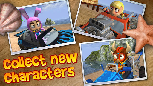 Beach Buggy Blitz 1.5 Screenshots 4