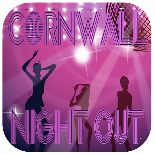 Cornwall Night Out LOGO-APP點子