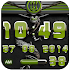 dragon digital clock olive 2.60 (Paid)