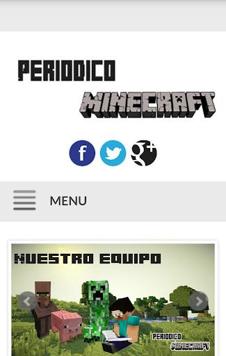 Periódico Minecraft