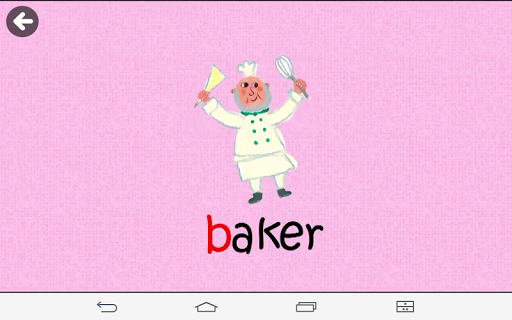 [Phonics] Ben Bakes Cakes Apk Download 2