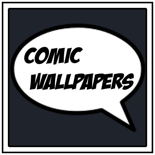 Comic Wallpapers LOGO-APP點子