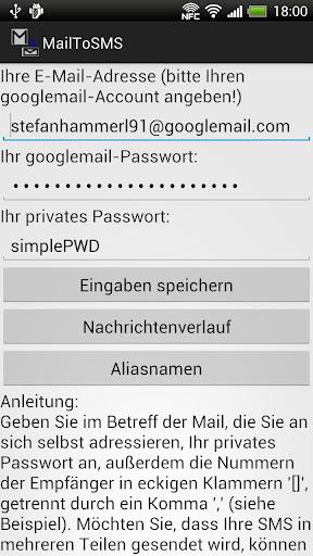 MailToSMS