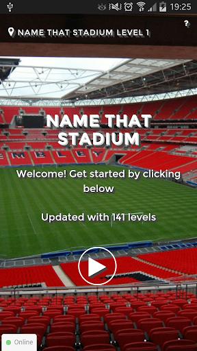 Name That Stadium: Soccer Game